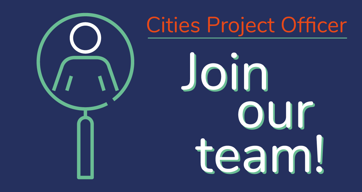 ASToN is looking for its Cities Project Officer!