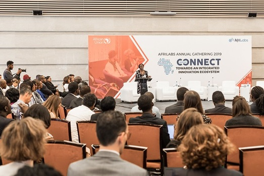 ASToN Network connects with Africa's finest tech communities at AfriLabs Annual Gathering